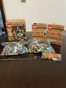 Lego Minecraft Micro World Andndash The Village 21105 - Complete With Box