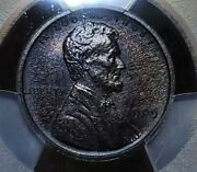 1909 Matte Proof Lincoln Wheat Cent Pcgs