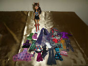 Monster High Doll Lot Of 1 Doll + Clothes