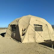 Hdt Base-x 6d31 Dome Shelter Military Tent - Updated Please Read