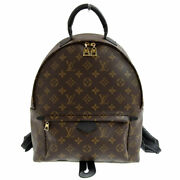 Louis Vuitton Monogram Palm Springs Backpack Mm No.6757