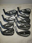 Callaway Apex Cf16 Forged 4-pw Aw And Sw Heads Only