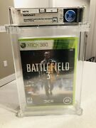 Battlefield 3 Wata 9.6 A+ Xbox 360 Factory Sealed Game Vga Investment Rare