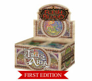 Flesh And Blood Tcg Tales Of Aria 1st Edition Booster Box Factory Sealed