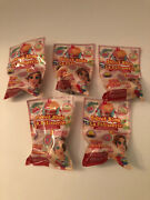 orb Odditeez Sweet Shop Scented Puzzle Erasers Blind Bags - Lot Of 5 New