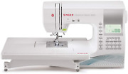 Singer   Quantum Stylist 9960 Computerized Portable Sewing Machine With 600-stit