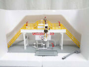 ✅mth Railking 30-9117 Operating Columbia Storage Tank System Building Accessory
