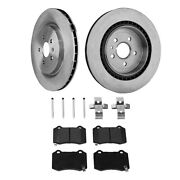 92213817, 92245928, 68144223ab New 2-wheel Set Rear Driver And Passenger Side