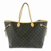 Louis Vuitton Monogram Neverfulle Gm Old M40157 Tote No.2223