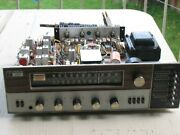 The Fisher 250-tx Stereo Receiver For Parts Only