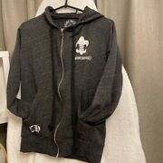 Chrome Hearts Hoodie Gray Xs Size Fashion Goods Vintage From Japanese K9483