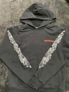 Chrome Hearts Hoodie Black Xs Size Fashion Goods Vintage From Japanese K9496