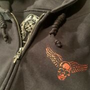 Chrome Hearts Hoodie Black L Size Fashion Goods Vintage From Japanese K9587