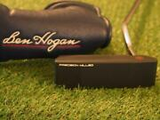 Ben Hogan Bhb 02 Blade Putter 36 With Headcover Ships For 15 Baa