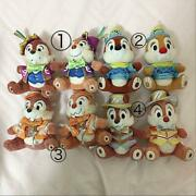 Chip And Dale Plush Badge Sold Separately