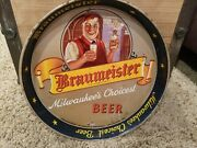 Original Braumeister Beer Tray Milwaukee's Choicest Beer