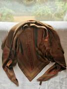 Hermes Dip Dye 140cm Super Large Scarf Etrierand039s Competition Dyed Twice No.6386