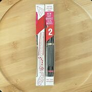Two Unopened Vintage Koh-i-noor Rapidograph 3060 Technical Black Fountain Pens