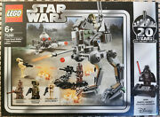 Lego Star Wars Clone Scout Walker Andndash 20th Anniversary Edition - 75261