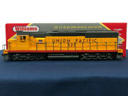 Williams Union Pacific Sd-45 Diesel Engine W/ Horn 99625 - O Scale - New