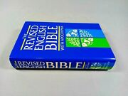 New Revised English Bible W/ Apocrypha Oxford Hardcover Personal Size Clean J