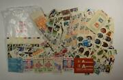 United States Postage Lot 450.00 Face Value Lot 2251 See List Of 7000 Stamps