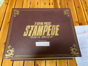 One Piece Stampede World Collectable Limited To 100 Boxes Worldwide