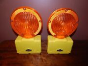 Cortina Barricade Lights Two Lights With This Sale Led7amber 03-10-3way-dc