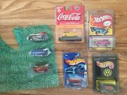 Hot Wheels Internet I, Ii And Iii And M2,beach Bomb,vintage Limited Signed By The 1