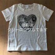 Stored After Cleaning Isetan Only Kashiyama Collaboration Tshirt No.8817