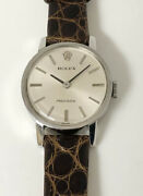 Rolex Ladys 1960 Hand-wound Original Tail Lock Well Maintained Used No.2235
