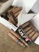 188 Rolls Preformed Coin Wrappers Assorted Paper Tubes New