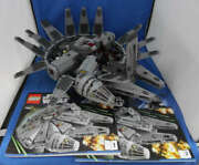 Lego Star Wars 7965 Millennium Falcon 2011 Episode 4 5 6 Complete With Instruct