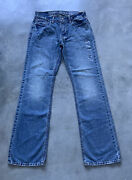 New American Eagle Outfitters Low Rise Bootcut Jeans Mens Size 30x34 🦅