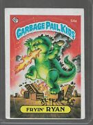 54a Rare Old Vintage Retro 1985 Garbage Pail Kids Gpk Topps Collection Card 111
