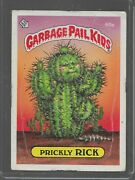60a Rare Old Vintage Retro 1985 Garbage Pail Kids Gpk Topps Collection Card 116