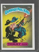 57a Rare Old Vintage Retro 1985 Garbage Pail Kids Gpk Topps Collection Card 120