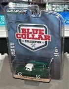Greenlight And03963 Dodge D-100 Blue Collar Series 5 Green Machine L/e Chase Htf