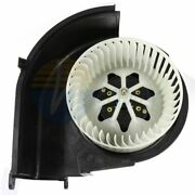 Car Parts Vac Heater Blower Motor With W/ Fan Cage Fits Bmw H For Replacement