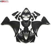 Motorcycle Abs Carbon Effect Fairings For Yamaha Yzf R1 2009 2010 2011 Bodywork