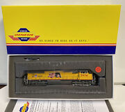 Athearn Ho Scale Up Union Pacific Building America Sd-70m Locomotive 3974