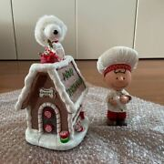 Department56 Snoopy Candy House Christmas