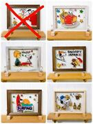 Interior Miscellaneous Goods Snoopy Snoopy Glass Painting Glass Paint