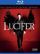 Lucifer The Complete Secon...-lucifer The Complete Second Season Blu-ray New