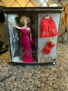 Barbie Marilyn Monroe How To Marry A Millionaire Mattel 2001 Nrfb