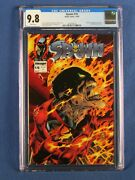 Image Comics Cgc 9.8 Spawn 19 10/94 White Pages