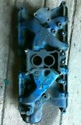 1967 Mustang Ford 289 Engine 2 Bbl Carb Intake Manifold C6oe-9425-a Thermo Oem