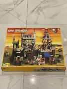 Lego Royal Knights Castle Set 6090 Brand New In Box