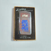 Zippo Oil Lighter The 200th Anniversary Of Founding United States
