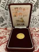 Lupine Iii 18k Gold Coin